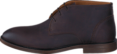 Bryant Chukka Dark Brown Oiled