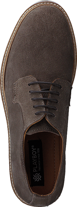 Playboy - 58352 Brown/taupe Suede