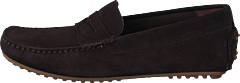 Niesta Brown Suede