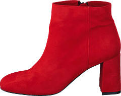 Twiggy Boots Red