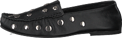 Naples Moccasin Black
