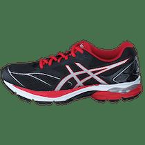 Acheter Asics Gel pulse 8 Blackvermilionsilver Chaussures