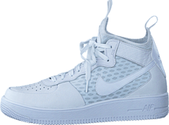 Air Force 1 Ultraforce Mid White/white-white