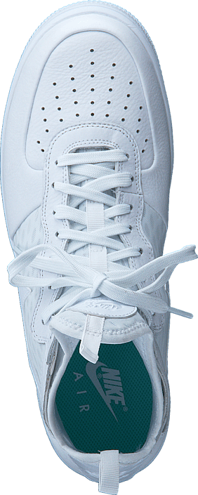 detailed look 9a409 10342 Nike - Air Force 1 Ultraforce Mid White white-white