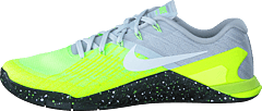 Metcon 3 Training Pure Platinum/black/volt/Green