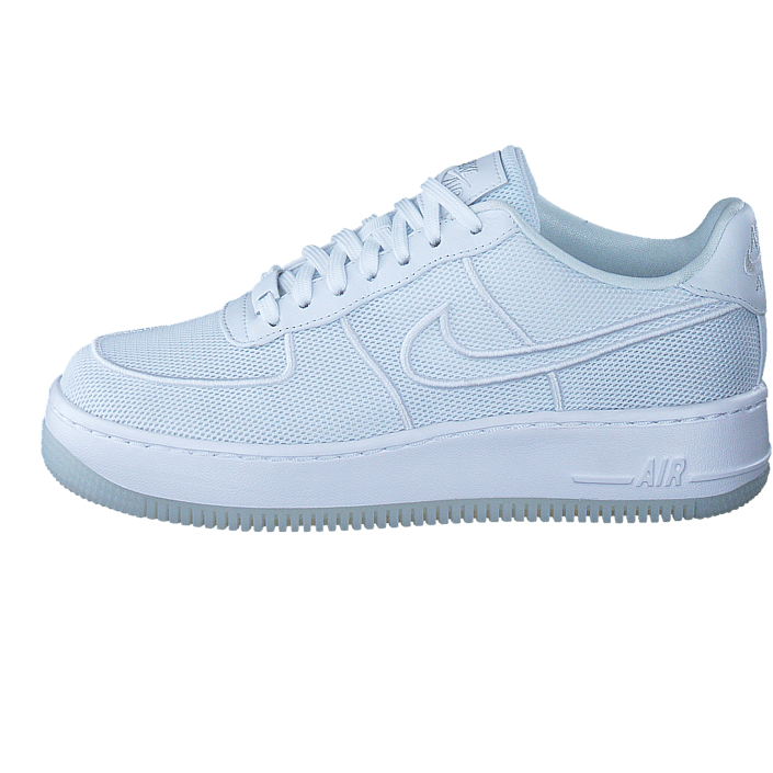 superior quality sale online arrives Acheter Nike Air Force 1 Low-top Upstep Br White/white-glacier ...