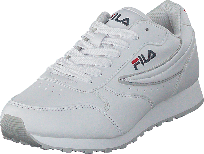 Acheter Wmn Low Blancs Fila Chaussures Online Orbit White dtCshQr