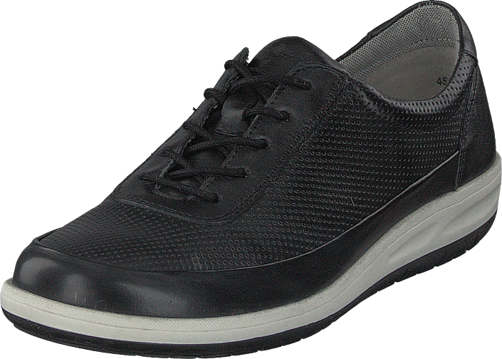 Emma - 451-7195 Comfort Sock Black