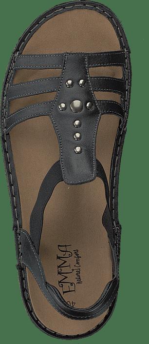 Emma - 444-1062 Comfort Sock Black
