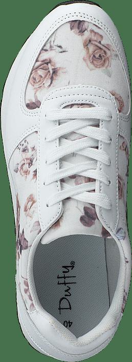 Duffy - 73-60927 White/Multi
