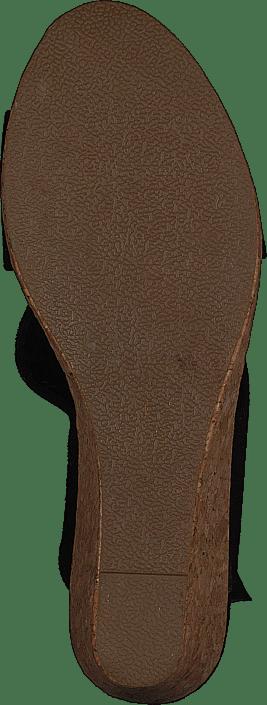 Black 86 18012 Kjøp Online Duffy Sko Sorte Heels q4Oxtwxn