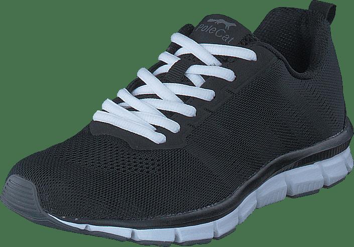 435 Sorte white Online Sko Kjøp Sneakers Black Polecat 0201 6Tq5xanPvw