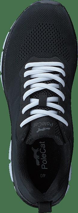 Polecat Online Black Sko Sorte 435 Sneakers 0201 Kjøp white vfZxUdqvw