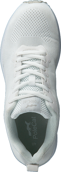 Kjøp Polecat 435-3410 White Sko Online