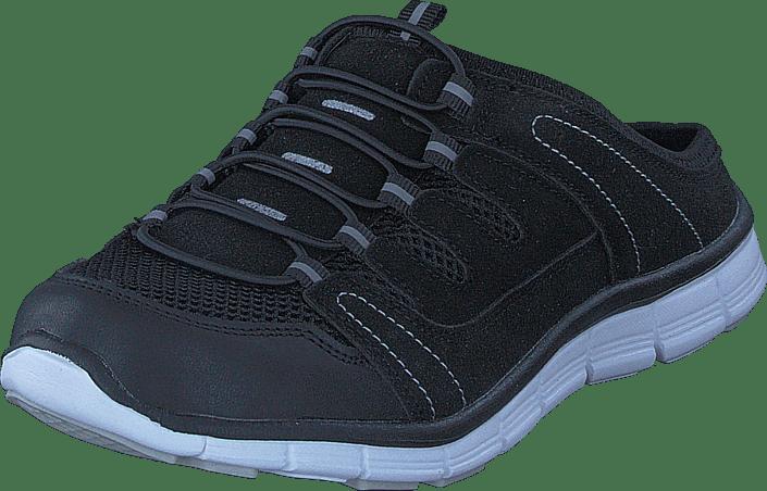Sorte Sock Online Sko Køb Polecat Og Comfort Sandaler 1309 60035 Tøfler 64 435 Black wHYx8AH