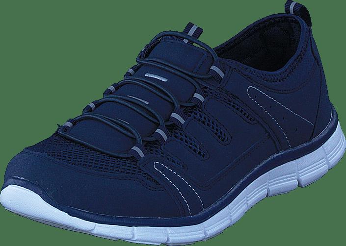 435-2311 Comfort Sock Navy Blue
