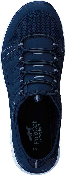 Polecat - 435-2311 Comfort Sock Navy Blue