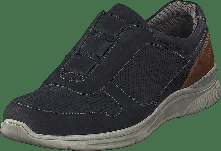 451-5203 Comfort Sock Navy Blue