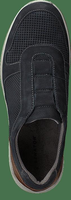 Kjøp Senator 451-5203 Comfort Sock Navy Blue Sko Online