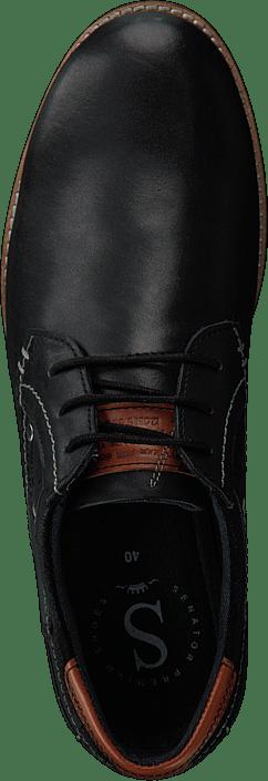 Kjøp Senator 451-1909 Premium Black Sko Online