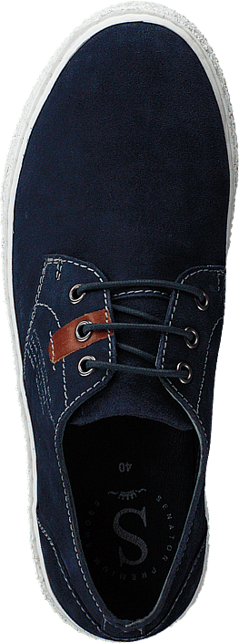 Senator 451-5166 Navy Blue Chaussures Homme