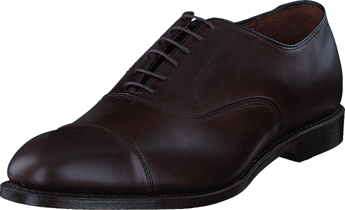 Allen Edmonds - Park Avenue Brown Burnished Calf