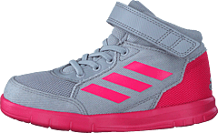 low priced a52d1 41ded adidas Sport Performance - Altasport Mid El I Grey Two F17 Real Pink S18