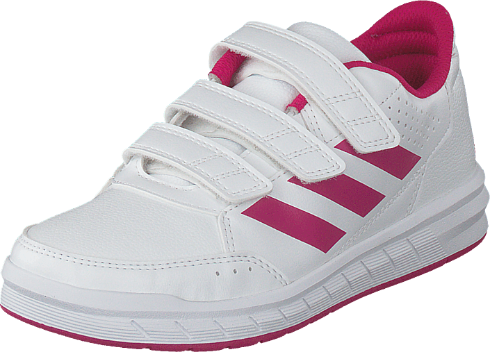 adidas Sport Performance - Altasport Cf K Ftwr White/Bold Pink/Ftwr Wht