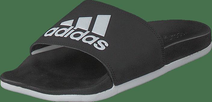 adidas Sport Performance - Adilette Cf+ Logo W Core Black/Ftwr White/Black