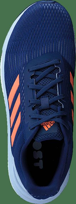 adidas Sport Performance - Response St W Noble Indigo/Hi-ResOrange/Blue