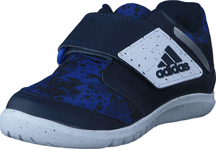 adidas Sport Performance - Fortaplay Ac I Hi-Res Blue/CollegiateNavy/Wht