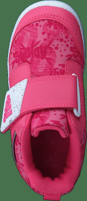 adidas Sport Performance - Fortaplay Ac I Real Pink/Chalk Pink/Ecru Tint
