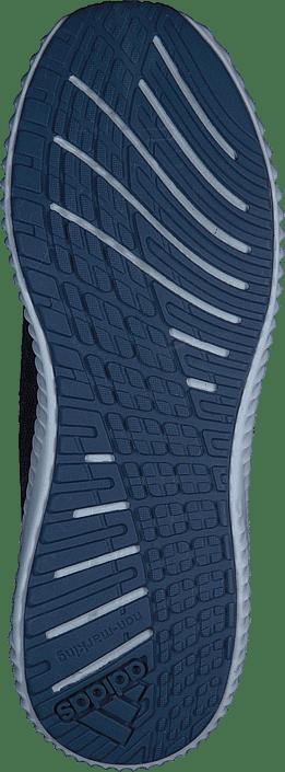 adidas Sport Performance - Fortarun K Carbon/Silver Met./Raw Steel