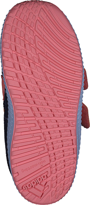 adidas Sport Performance - Fortarun X Cf I Trace Purple/Blue/Chalk Coral