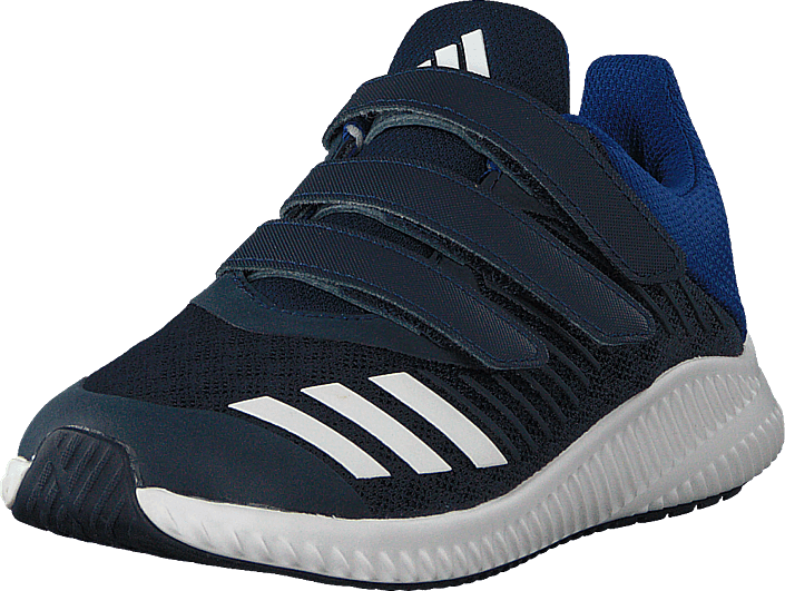 adidas Sport Performance - Fortarun Cf K Collegiate Navy/Ftwr Wht/Royal