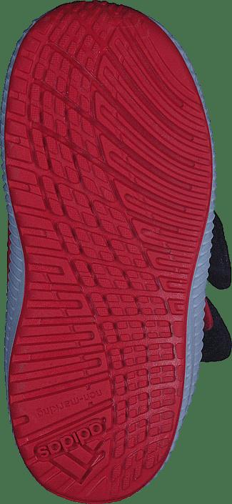 adidas Sport Performance - Dy Minnie Fortarun Cf I Hi-Res Red/White/Core Black