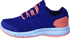 separation shoes fce57 ed686 adidas Sport Performance - Galaxy 4 K Real Purple Chalk Coral White