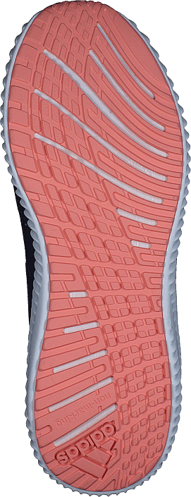 adidas Sport Performance - Fortarun X Cf K Trace Purple/Trace Blue/Coral