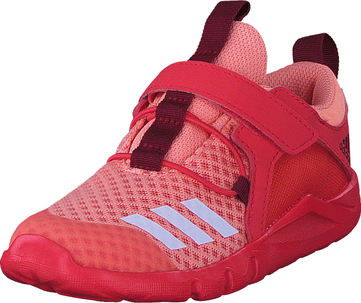 sale retailer a519a 2c48c adidas Sport Performance - Rapidaflex 2 El I Chalk CoralWhiteReal Coral