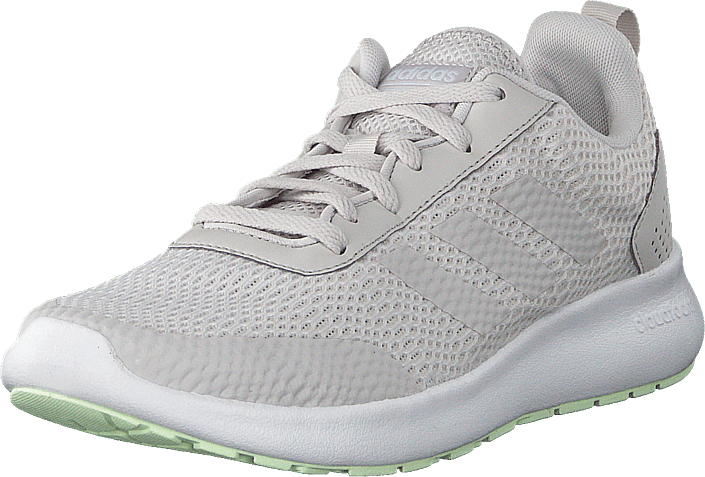 comprare adidas sport performance di elemento corsa w ftwr bianco / grigio