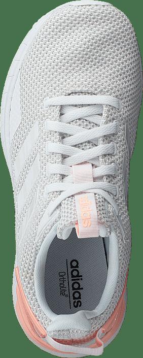 adidas Sport Performance - Questar Ride W Ftwr White/Grey One/Haze Coral