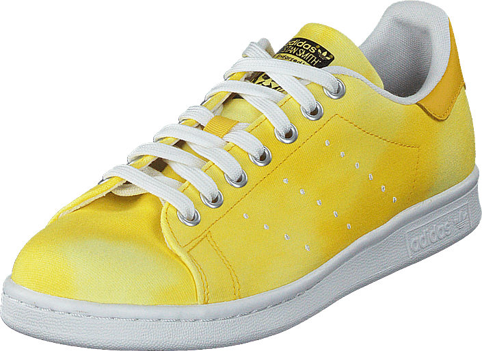 adidas Originals - Pw Hu Holi Stan Smith Ftwr White/Ftwr White/Yellow