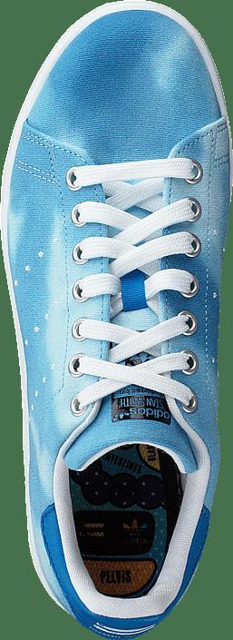 adidas Originals - Pw Hu Holi Stan Smith Ftwr White/Ftwr White/Blue