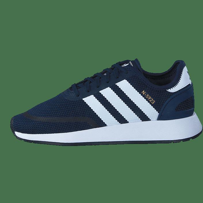 big sale 5f766 63322 Köp adidas Originals N-5923 J Collegiate Navy Wht Grey Three blåa Skor  Online   FOOTWAY.se