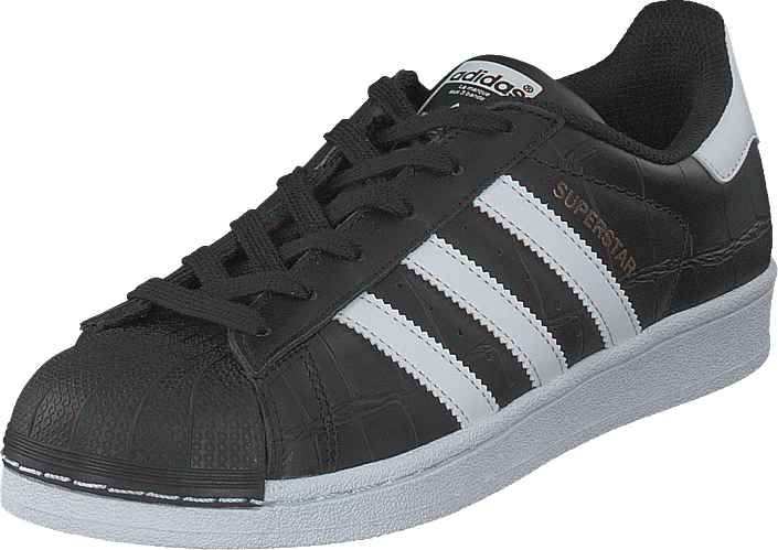 adidas Originals - Superstar Core Black/Ftwr White
