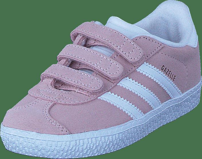 adidas Originals - Gazelle Cf I Icey Pink F17/Ftwr White