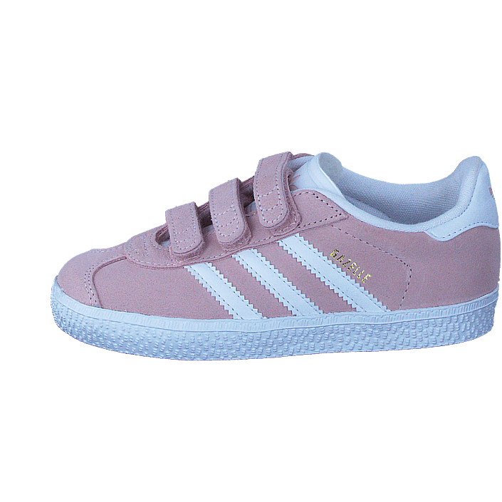 af65dd112b3 Buy adidas Originals Gazelle Cf I Icey Pink F17 Ftwr White purple Shoes  Online