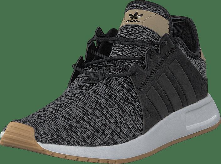 Buy adidas Originals X Plr Core Black Core Black Gum 3 black Shoes ... 2ac1e1cd4