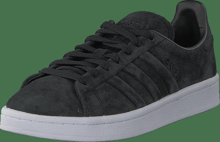 Buy adidas Originals Campus Stitch And Turn Core Noir Ftwr Blanc
