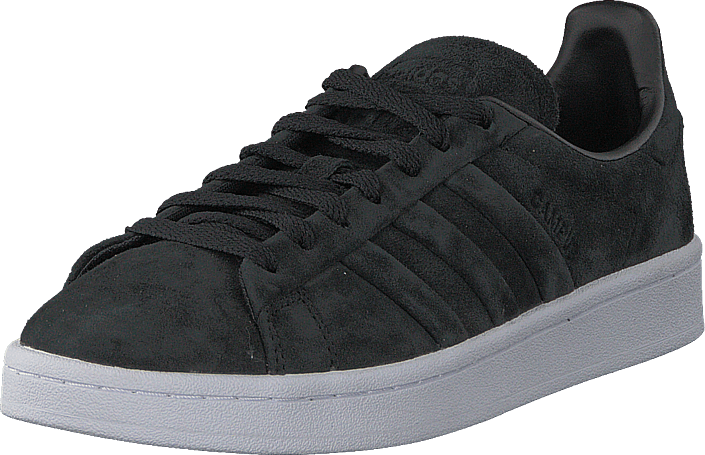 adidas Originals - Campus Stitch And Turn Core Black/Ftwr White
